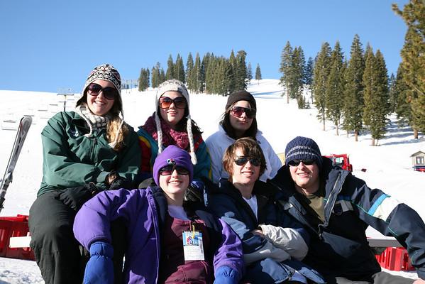Snow Trip, 2008-03