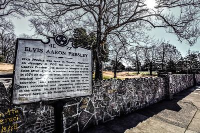 Graceland Wall