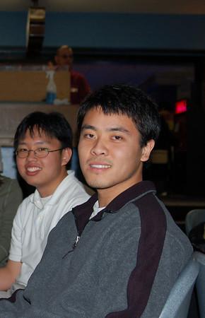 Bowling Mar. 9, 2007