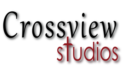 CrossView Studios - Logo 01 with drop LG