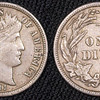1911 Barber dime<br /> $8<br /> vf prob<br /> <br /> contact me at leo78256@yahoo.com