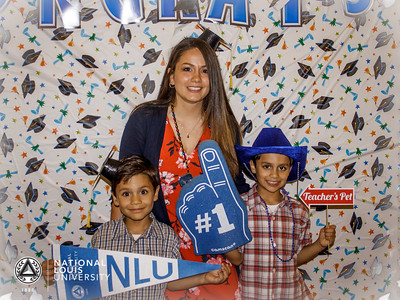 Commencement Fair Photo Booth 2017
