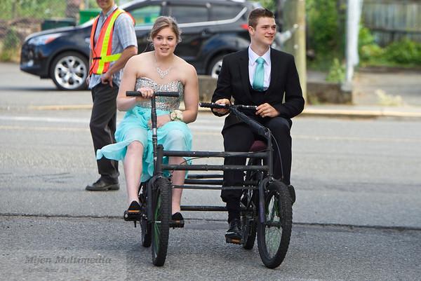 Cowichan High School Prom 2016