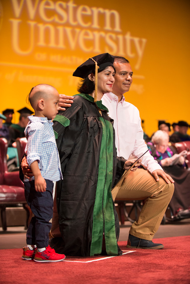 Biomedical Sciences and COMP Commencement