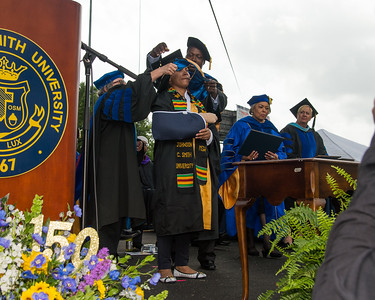 Graduate Commencement Photos: Sunday, May 21, 2017