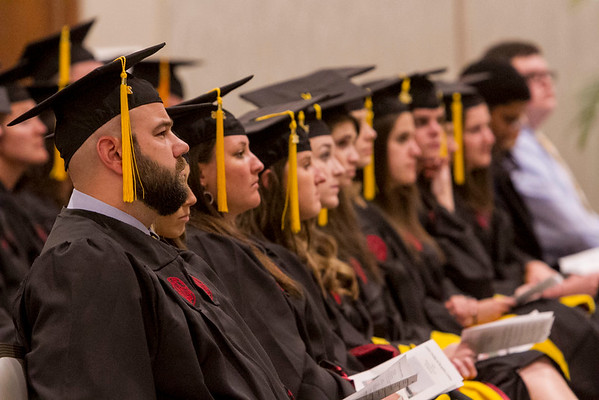 Graduate Hooding Ceremony 2016