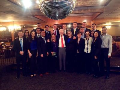 Meeting Warren Buffett