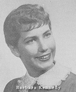 Kennedy, Barbara