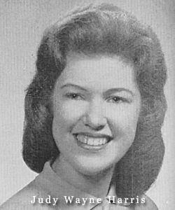Harris, Judy Wayne