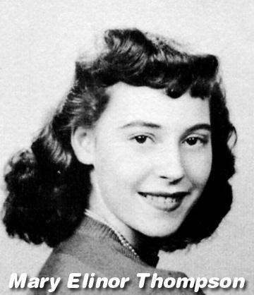 Thompson, Mary Elinor