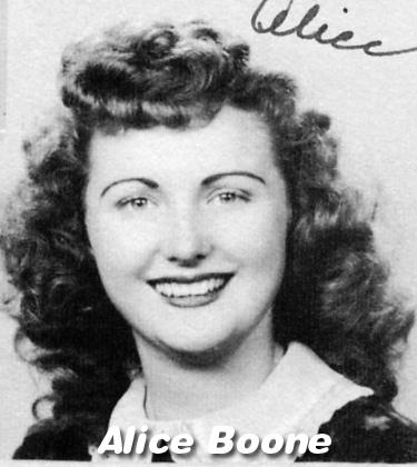 Boone, Alice