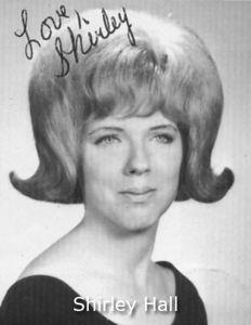 Hall, Shirley