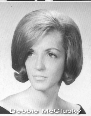 McClusky, Debbie