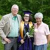 Julia with grandparents 1