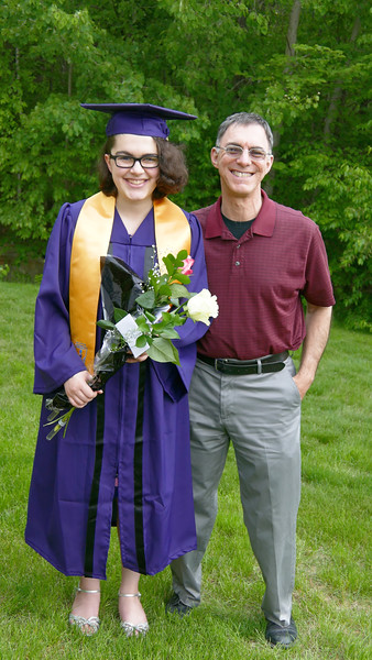 Julia and Dad 2