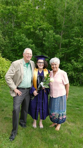 Julia and grandparents 2