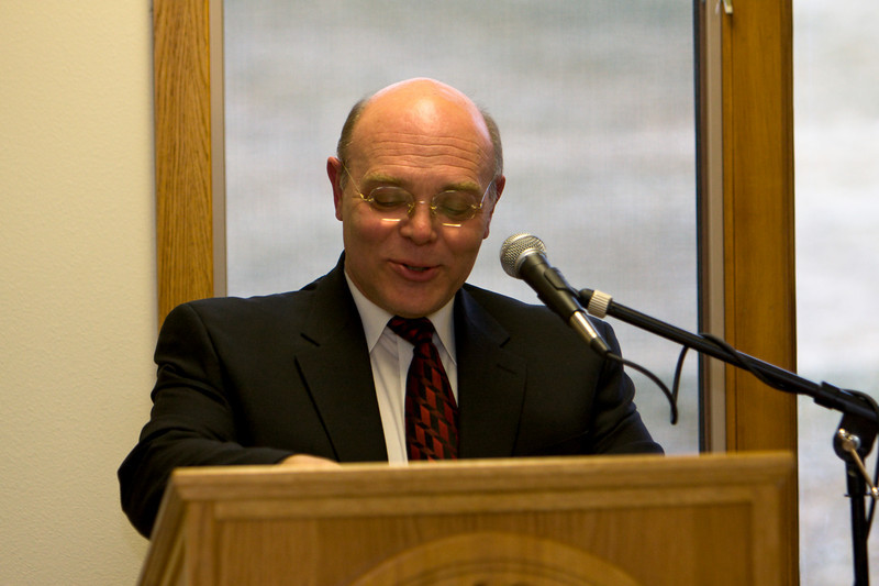 President Michael Mace.