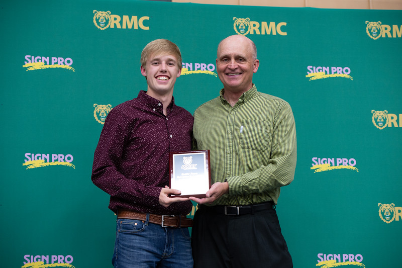 Photo Credit: Jacob Saunders, RMC Student
