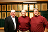 2007 Hall Of Fame Inducties<br /> <br /> Dusty Rhodes, RMC '52<br /> Leo Fink, RMC '52<br /> Jeff Lewis (former coach)