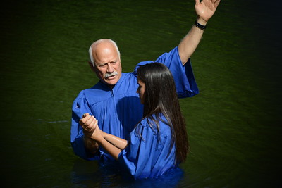 Graduation Baptisms
