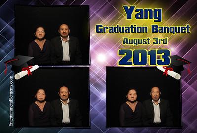 Yang Graduation Cards