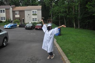 Ben Harris Daughter's Graduation - 2015