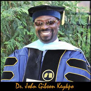 Dr. J. Gibson Keykpo's Graduation - Minnesota