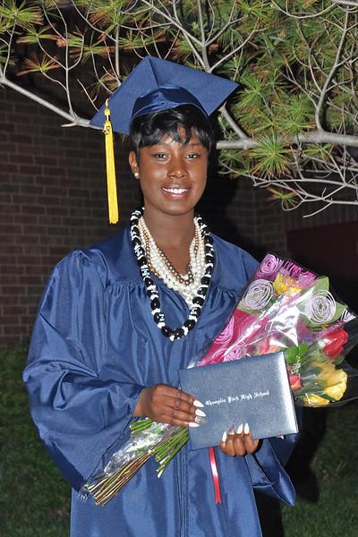 Hawa's Graduation Celebration