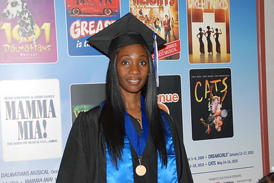 Nsera & Luncinda Graduation Ceremony
