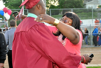 Yassah and John's Son Graduation 2014