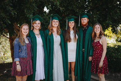 Graduation Day: Four Siblings