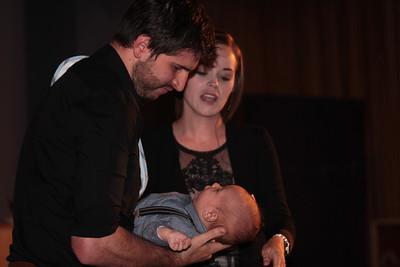 Eduan's Baptism