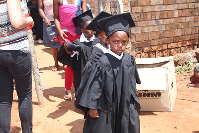 Bright Beginnings Day Care Graduation 2016