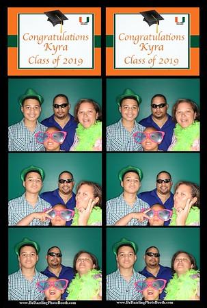 Graduation Party 6-6-2015