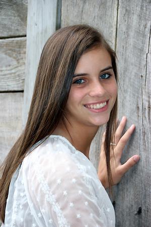 Sarah Senior Pics