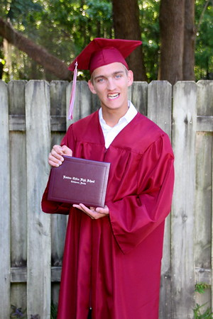 Shaun's Graduation Pictures