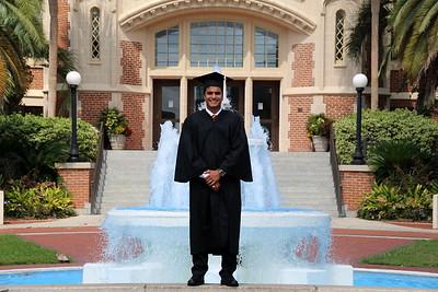 Tito's Graduation Pics