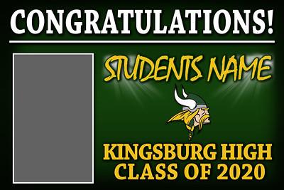 kingsburg graduation banner jpg