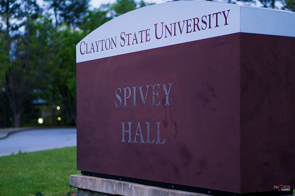 Clayton State Induction