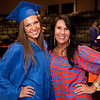 Graduation ceremonies for Trinity Christian Academy at Prestonwood Baptist Church on Thursday, May 17, 2012 in Plano, Texas.