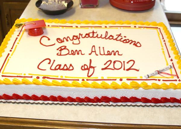 Ben Allen's Graduation Party