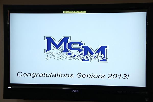 2013 Dominic Graduation