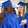 Graduation ceremonies of Trinity Christian Academy on Thursday, May 15, 2014 at Prestonwood Baptist Church in Plano, Texas.