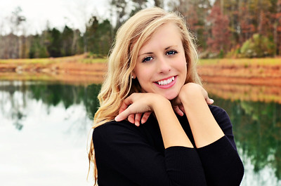Ashley Jones' Senior Portrait