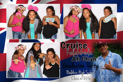 Cruise's Grad Party