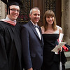 Patrick Kreeger, Alan Morrison and Caroline Robinson