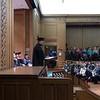 Commencement speaker Aaron P. Dworkin