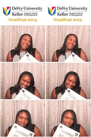 Devry Gradfest 2015