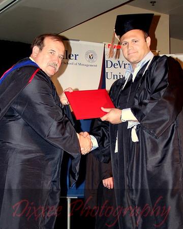 Devry Grad 8