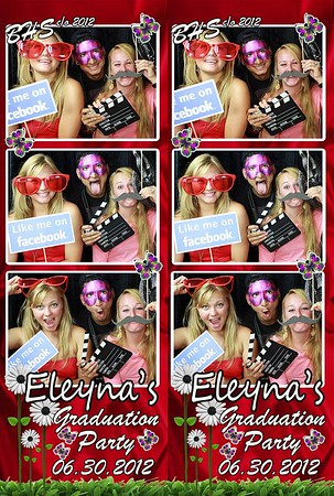Eleyna's Graduation Party